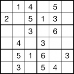 image about 6x6 Sudoku Printable known as Sudoku Generator » SUDOKU 6×6 on the net.